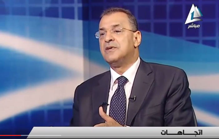 Futek President D. Mohamed Helal discussing renewable energy projects in Egypt